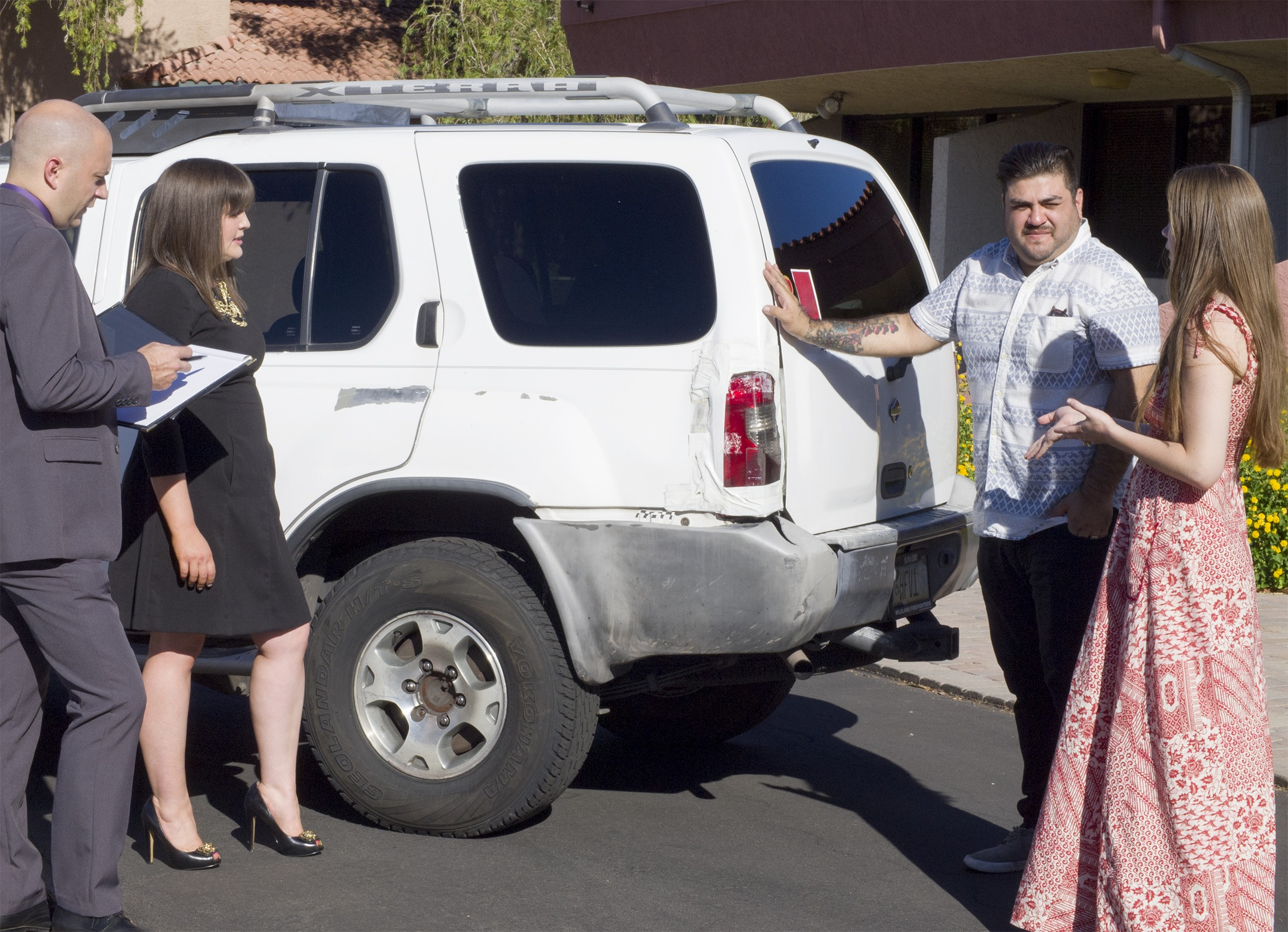 Vrana Law Firm offers free consultation on diminished value claims