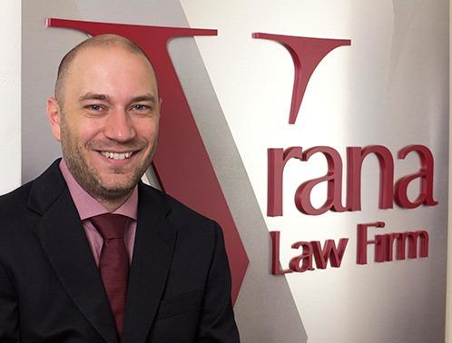 Kel Vrana Personal Injury Attorney